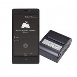 Tlačiareň elio P101 VRP Bluetooth